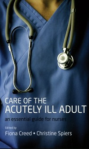 Ebook in inglese Care of the Acutely Ill Adult: An essential guide for nurses -, -