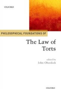 Ebook in inglese Philosophical Foundations of the Law of Torts -, -