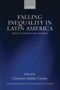Foto Cover di Falling Inequality in Latin America: Policy Changes and Lessons, Ebook inglese di  edito da OUP Oxford