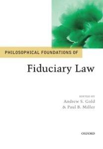 Ebook in inglese Philosophical Foundations of Fiduciary Law -, -