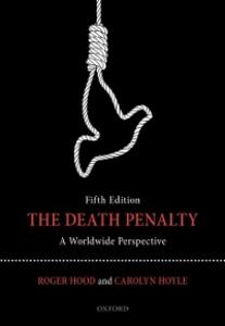 Ebook in inglese Death Penalty: A Worldwide Perspective Hood, Roger , Hoyle, Carolyn