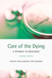 Care of the Dying: A pathway to excellence