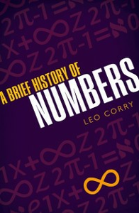 Ebook in inglese Brief History of Numbers Corry, Leo