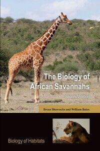 Ebook in inglese Biology of African Savannahs Bates, William , Shorrocks, Bryan