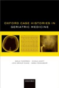 Foto Cover di Oxford Case Histories in Geriatric Medicine, Ebook inglese di AA.VV edito da OUP Oxford