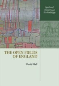 Ebook in inglese Open Fields of England Hall, David