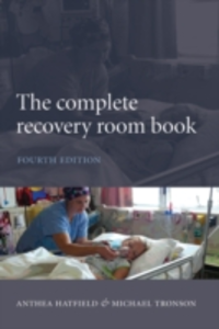 Ebook in inglese Complete Recovery Room Book Hatfield, Anthea , Tronson, Michael