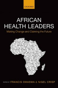 Ebook in inglese African Health Leaders: Making Change and Claiming the Future -, -