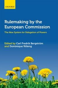Foto Cover di Rulemaking by the European Commission: The New System for Delegation of Powers, Ebook inglese di  edito da OUP Oxford
