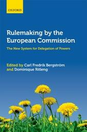 Rulemaking by the European Commission: The New System for Delegation of Powers