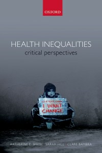 Ebook in inglese Health Inequalities: Critical Perspectives -, -