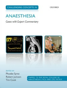 Ebook in inglese Challenging Concepts in Anaesthesia: Cases with Expert Commentary -, -