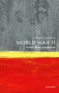Ebook in inglese World War II: A Very Short Introduction Weinberg, Gerhard L.
