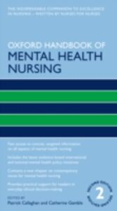 Foto Cover di Oxford Handbook of Mental Health Nursing, Ebook inglese di  edito da OUP Oxford