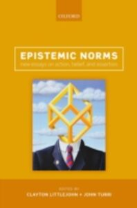 Foto Cover di Epistemic Norms: New Essays on Action, Belief, and Assertion, Ebook inglese di  edito da OUP Oxford