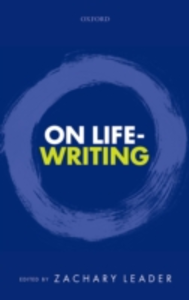 Ebook in inglese On Life-Writing -, -