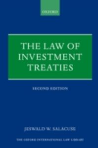 Ebook in inglese Law of Investment Treaties Salacuse, Jeswald W.