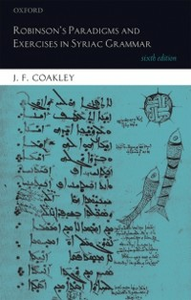Ebook in inglese Robinsons Paradigms and Exercises in Syriac Grammar Coakley, J. F.