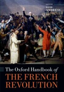 Ebook in inglese Oxford Handbook of the French Revolution
