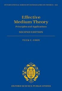 Ebook in inglese Effective Medium Theory: Principles and Applications Choy, Tuck C.