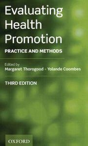 Foto Cover di Evaluating Health Promotion: Practice and Methods, Ebook inglese di  edito da OUP Oxford