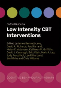 Ebook in inglese Oxford Guide to Low Intensity CBT Interventions -, -