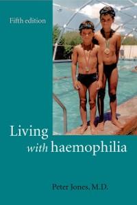 Ebook in inglese Living with Haemophilia Jones, Peter