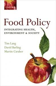 Foto Cover di Food Policy: Integrating health, environment and society, Ebook inglese di AA.VV edito da OUP Oxford
