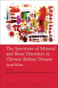 Ebook in inglese Spectrum of Mineral and Bone Disorders in Chronic Kidney Disease -, -