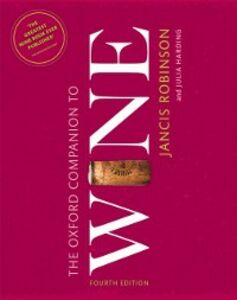 Foto Cover di Oxford Companion to Wine, Ebook inglese di  edito da OUP Oxford