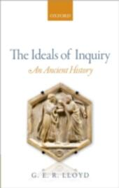 Ideals of Inquiry: An Ancient History