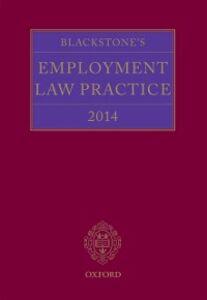 Ebook in inglese Blackstone's Employment Law Practice 2014 Banerjee, Lydia , Brown QC, Damian , Forshaw, Simon , Korn, Anthony