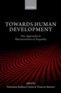 Ebook in inglese Towards Human Development: New Approaches to Macroeconomics and Inequality -, -