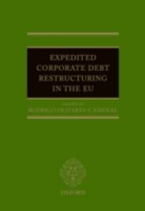 Ebook in inglese Expedited Corporate Debt Restructuring in the EU -, -