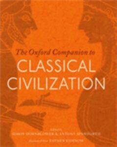 Ebook in inglese Oxford Companion to Classical Civilization
