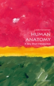 Ebook in inglese Human Anatomy: A Very Short Introduction Klenerman, Leslie