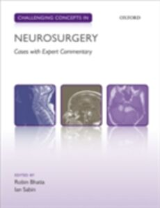 Foto Cover di Challenging Concepts in Neurosurgery: Cases with Expert Commentary, Ebook inglese di  edito da OUP Oxford