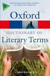 Ebook in inglese Oxford Dictionary of Literary Terms Baldick, Chris