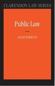 Ebook in inglese Public Law Tomkins, Adam