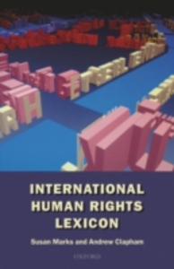 Ebook in inglese International Human Rights Lexicon Clapham, Andrew , Marks, Susan