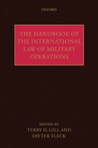 Ebook in inglese Handbook of the International Law of Military Operations -, -