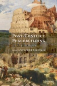 Ebook in inglese Post-Conflict Peacebuilding: A Lexicon -, -