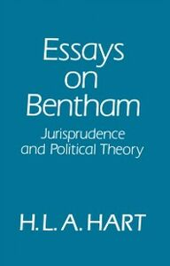 Ebook in inglese Essays on Bentham: Jurisprudence and Political Philosophy Hart, H. L. A.