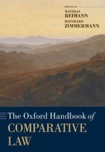 Foto Cover di Oxford Handbook of Comparative Law, Ebook inglese di  edito da OUP Oxford