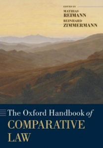 Ebook in inglese Oxford Handbook of Comparative Law -, -