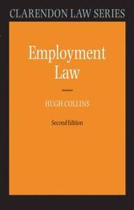 Foto Cover di Employment Law, Ebook inglese di Hugh Collins, edito da OUP Oxford