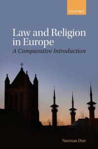 Ebook in inglese Law and Religion in Europe: A Comparative Introduction Doe, Norman