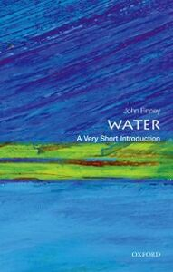 Ebook in inglese Water: A Very Short Introduction Finney, John