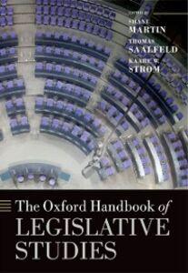 Foto Cover di Oxford Handbook of Legislative Studies, Ebook inglese di  edito da OUP Oxford