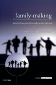 Ebook in inglese Family-Making: Contemporary Ethical Challenges